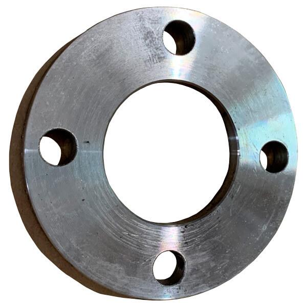 Фланец стальной под ПНД (ПП, ПЭ) 80-10 (труба 90 мм)