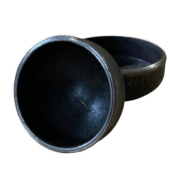 Заглушка эллиптическая Ду114 x 4